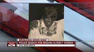 Milwaukee Police looking for missing 88-year-old woman