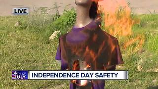 Staying Safe on the 4th - Video