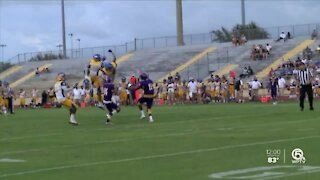 High school football is back on the Treasure Coast