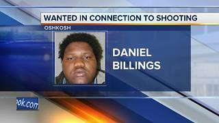 Oshkosh Police searching for wanted man