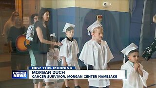 School for cancer patients holds special ceremony