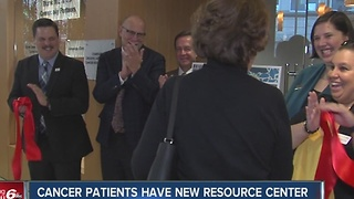 Cancer patients have new resource center in Indianapolis - Video