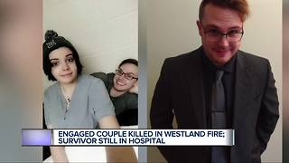 Couple found dead after fire breaks out at apartment complex in Westland - Video
