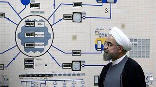 Iran says it will breach nuclear deal