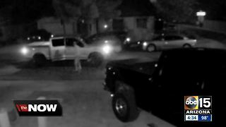 Officers stepping up patrols to curb Gilbert car break-ins - Video