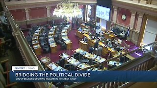 Group works with Colorado's millennial lawmakers to bridge political divide