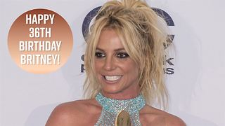 Britney has the most romantic birthday ever - Video