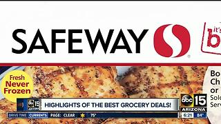 Roundup of the best grocery deals this week - Video
