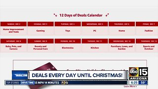 Deals every day until Christmas