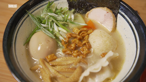 Matzo Ball Ramen Is the Best of Both Worlds
