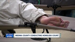 Medina County serving homeless population overnight