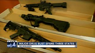 Major bust 'puts dent' in local drug trade - Video