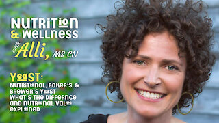 (S4E20) Nutrition & Wellness with Alli, MS, CN- Yeast