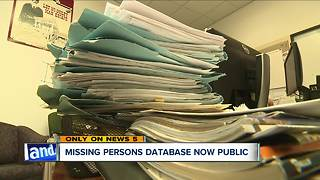 Police using national data base to solve cold cases - Video