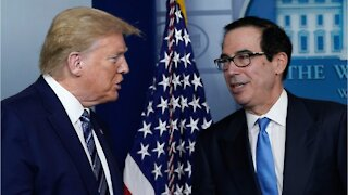 Mnuchin Expects Government Funding To Extend Into December