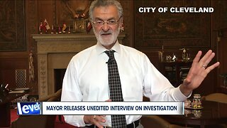 Interview with mayor includes 2 questions that were never asked