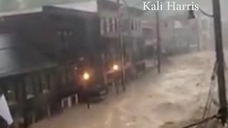 Flash flooding devastates Ellicott City