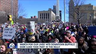 March for our lives - Video