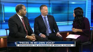 Several area organizations team up for mental health awareness - Video