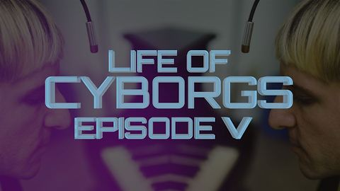 Life of Cyborgs: Hearing color