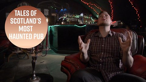 Drunk Tales: The Pub Ghost of The Banshee Labyrinth