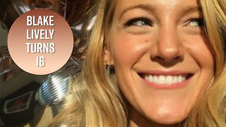 Blake Lively hosts girls-only birthday dinner - Video