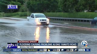 High water still causing problems - Video
