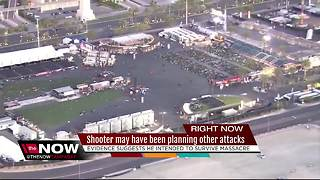 Shooter may have been planning other attacks