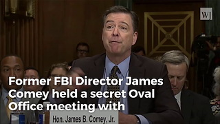 Busted: Comey Secretly Met With Obama Just Before Trump Took Office, Didn't Tell Congress