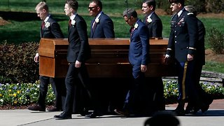 Thousands Attend Billy Graham's Funeral - Video