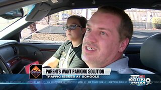 Parents frustrated with traffic issues at Tucson high schools