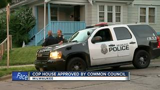 Milwaukee Common Council approves 'COP House' proposal - Video