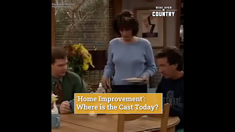 'Home Improvement': Where is the Cast Today?
