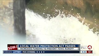 U.S. House passes Local Water Protection Act