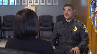 Interim Chief Morales on working with the community