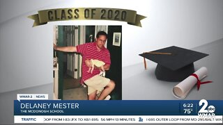 Class of 2020: Delaney Mester
