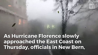 Local Official Calls Situation 'Very Desperate,' People Trapped in Cars and on Roofs