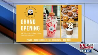 Dapper Donuts hosts grand opening