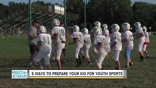 5 ways to prepare your kids for youth sports