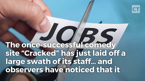 Comedy Website Goes Liberal, Lays Off Staff