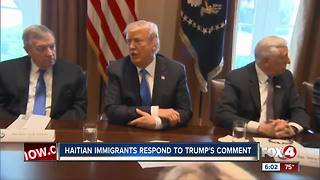 Southwest Florida reacts to Trump comments - Video