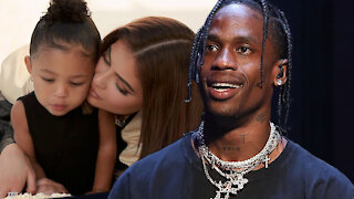 Kylie Jenner Baby Daddy Travis Scott VOWS To PROTECT Daughter Stormi!