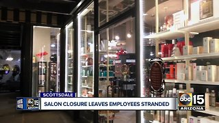 Dolce Salon & Spa in Scottsdale closes abruptly