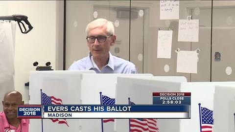 Tony Evers the front-runner to become Democratic party's candidate for governor
