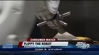 Flippy the Burger-Flipping Robot - Video