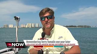 Remembering Terry Tomalin one year later