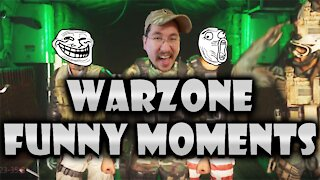 Funniest Warzone Moments!