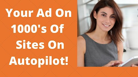 Classifiedsubmissions com Your Ad On 1000's of Ad Pages Automatically!