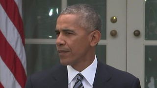 President Obama Congratulates Trump, Invites to White House - Video