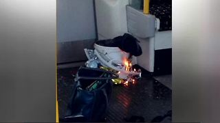 London subway explosion leaves 22 injured - Video